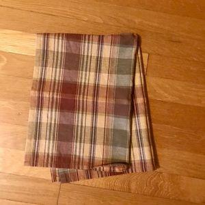 Park designs saffron print dish towel